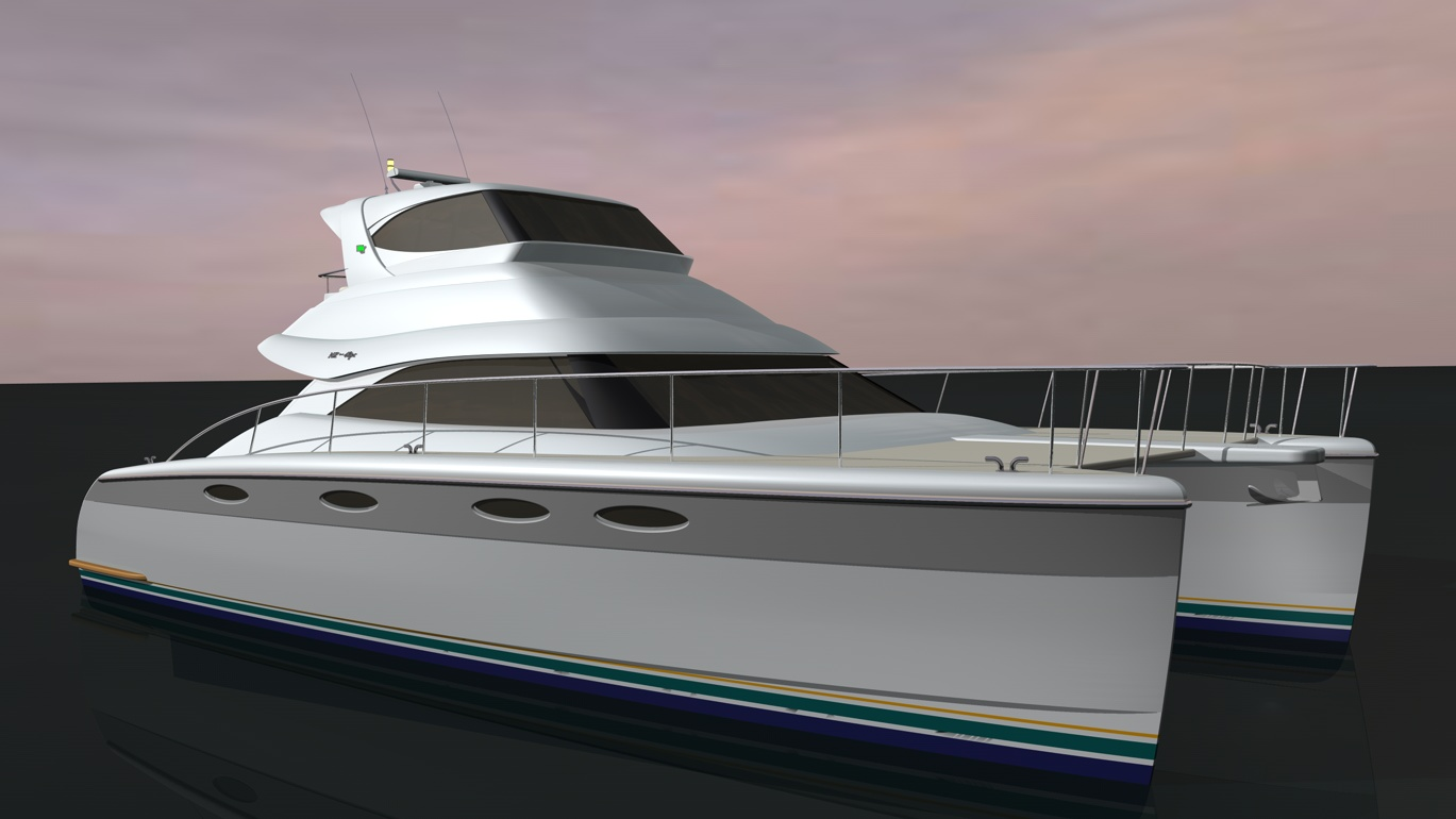 Lidgard Catamaran Designs