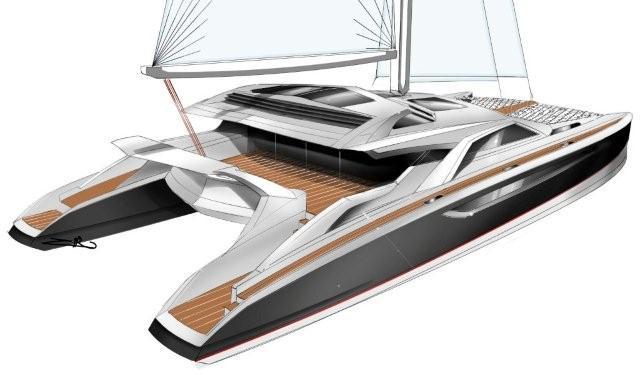 Pedigree Catamarans ZIN 85' Sail Catamaran
